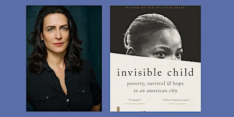 """Journalist Andrea Elliott discusses her book """"Invisible Child"""" tickets"""