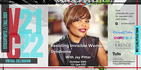 Resisting Invisible Woman Syndrome tickets