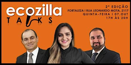 2o Ecozillla Talks ingressos