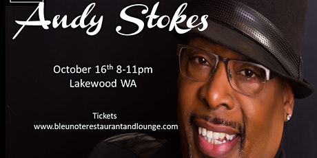 R&B LEGEND ANDY STOKES tickets