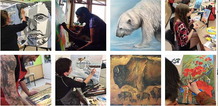 Painting Workshop image