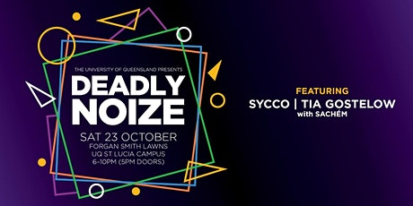 Deadly Noize tickets