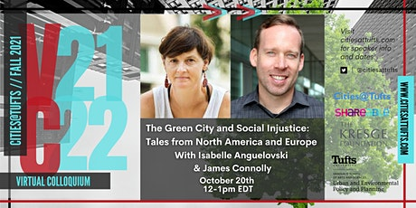 The Green City and Social Injustice: Tales from North America and Europe tickets