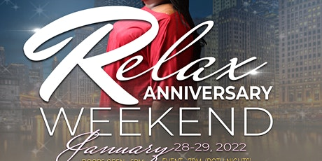 Relax: The Cigar Network For Women 2nd Year Anniversary Weekend tickets