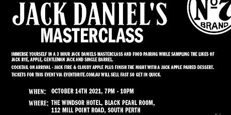 Jack Daniel's Spirits Masterclass at The Windsor tickets