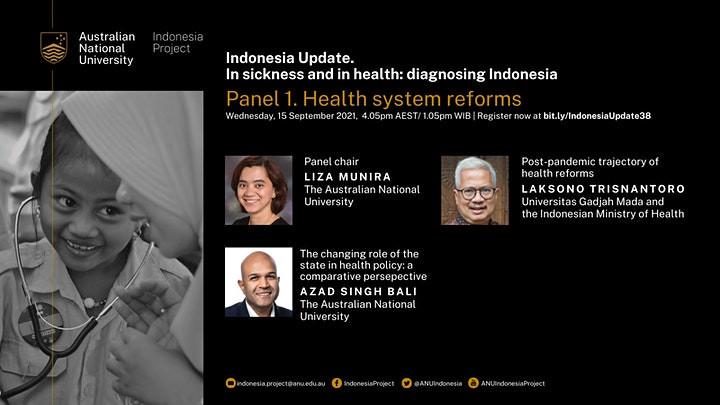 2021 Indonesia Update. In sickness and in health: diagnosing Indonesia image