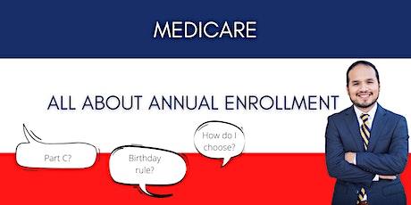 Medicare Annual Enrollment Workshop entradas