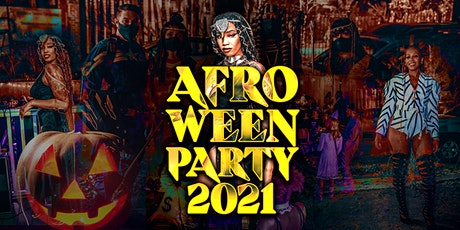AFROWEEN PARTY 2021 tickets
