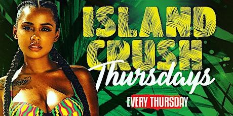 Island Crush Thursday's tickets