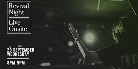 Awaken Generation: September Revival Night tickets