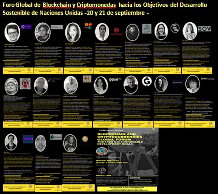 Imagen de Foro Global Blockchain y Criptomonedas hacia los ODS de Naciones Unidas