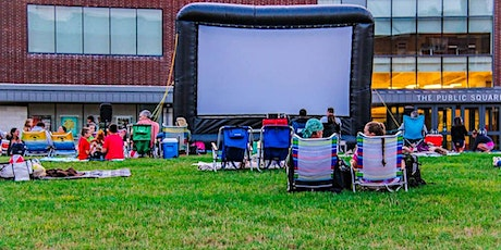 Scary movies on the lawn tickets