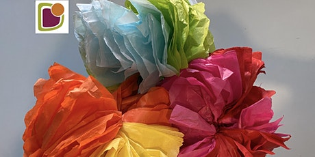 A little lockdown offering: Craft Class with Kath! Make Paper Flowers tickets