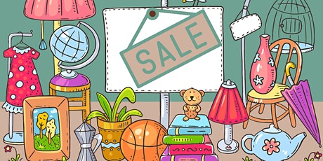 The GREAT BIG Burpham Back Yard Sale in aid of Zero Carbon Guildford tickets