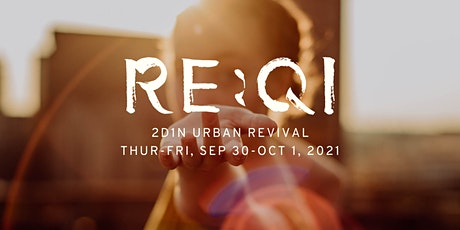 Re:Qi Retreat - 2D1N Urban Revival (Available) tickets