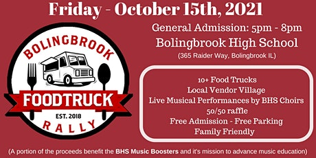 Bolingbrook Food Truck Rally tickets