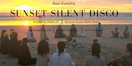Sunset Ecstatic Dance Silent Disco tickets