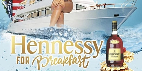 Hennessy for Breakfast Boat Ride tickets