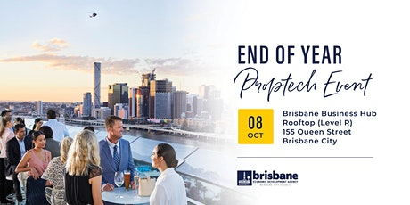 End of Year PropTech Event tickets