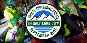 2015 Multi-CERT/MRC Event - SLC