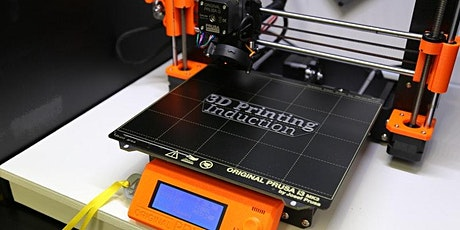 Facility Induction: 3d Printer (November) tickets