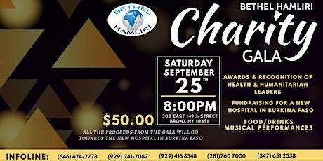 BETHEL HAMLIRI CHARITY GALA tickets