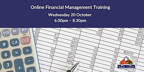 Online Financial Management Training for Western Australian Schools tickets