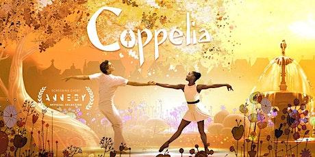 Coppelia | 2021 SF Dance Film Festival at Fort Mason Cowell Theater tickets