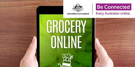 Be Connected - Introduction to online shopping @ Dianella Library tickets