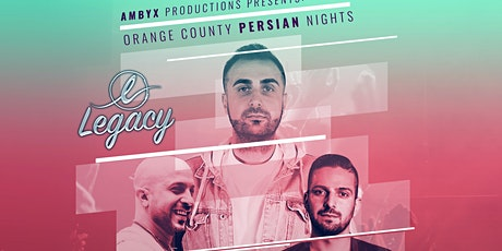 Orange County Persian Nights tickets