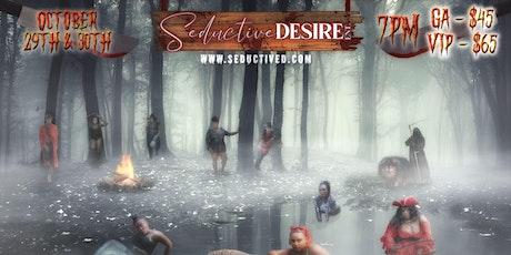 Kink-tober by Seductve Desire ENT. tickets