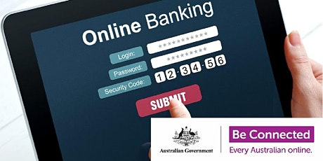 Be Connected - Introduction to mobile banking @ Mirrabooka Library tickets
