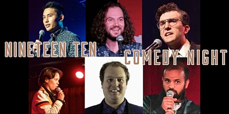 Nineteen Ten Presents Comedy Night tickets
