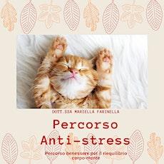 Percorso anti-stress biglietti