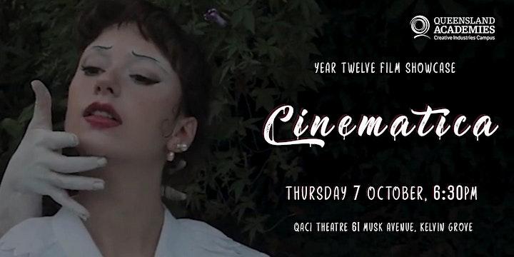 Cinematica: Year 12 Film Screening image