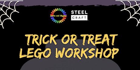 Trick or Treat Lego Workshop tickets