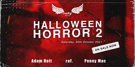Boat Party // Lucky Presents // Halloween Horror 2 tickets