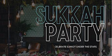 Sukkah Party tickets