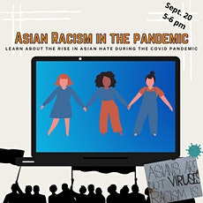 Online Roadshow: Anti-Racism in the Pandemic tickets