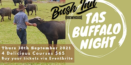Meet The Producer- Tasmanian Buffalo tickets