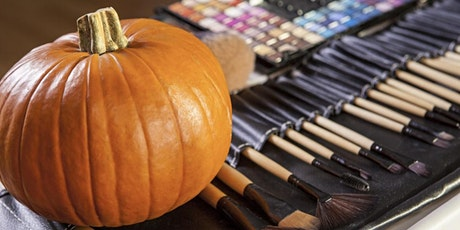 Mid Halloween workshops special effects makeup tickets