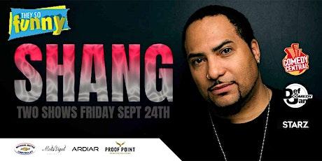Shang | Fri 9/24 | 7:30pm tickets