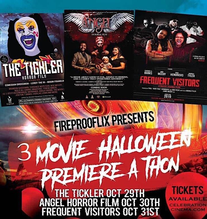 Halloween Premiere A Thon Las Vegas image