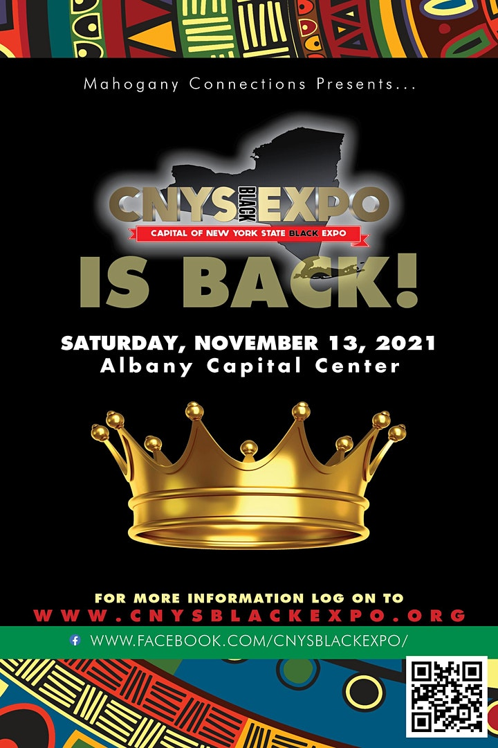 Captial New York State Black Expo image