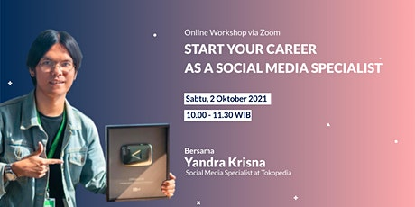 Start your Career as a Social Media Specialist tickets