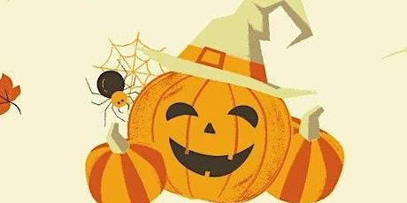 """Pretty Cool Pumpkins"" Ceramic Painting Workshop tickets"