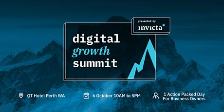 Digital Growth Summit for Business Owners tickets