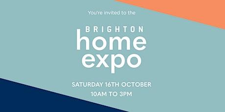 Brighton Home Expo tickets