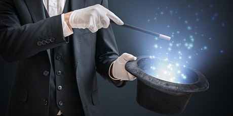 An ADF families event: Magic show spectacular, Hunter and Richmond tickets