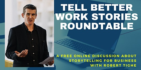 Storybud Roundtable: Tell Better Stories tickets